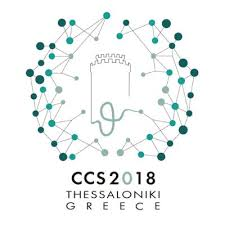 Economic Complexity Workshop at CCS2018